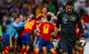 Spain vs. Portugal